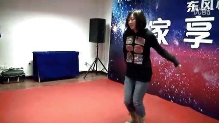 2011中国达人秀重庆站-重庆师范大二女生 热舞