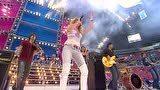 2011年NFL感恩节中场秀回顾 Carrie Underwood天后级歌手现场献唱