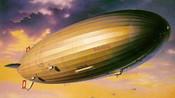 一张机票6万!110吨空中飞艇大头朝下,巨大火球34秒吞噬36人-龙起武备-龙起