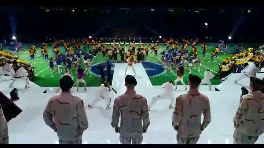 《比利·林恩的中场战事》最精彩的片段