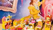 盲盒迪士尼shopkins美女与野兽2