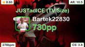 Bartek22830 | Oomori Seiko - JUSTadICE (TV Size) [Lami's Extreme] +HDDT 98.34% {