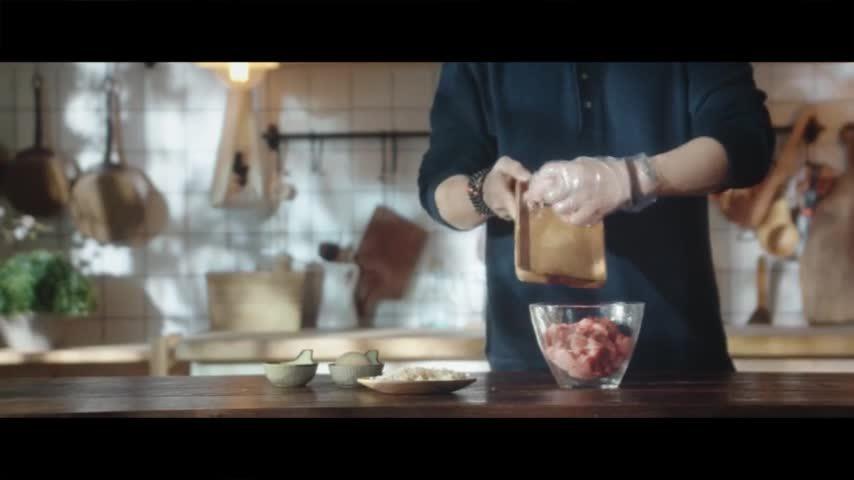 瑞典肉丸x蔓越莓酱