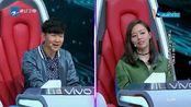 《梦想的声音2》刘文君《难道》