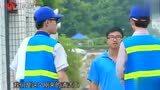 我们战斗吧:白敬亭搞笑吐槽,与王嘉尔搭档笑点太多了!