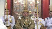 五大王室圣物亮相泰王加冕大典 7.3公斤王冠镶印度巨钻