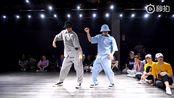 [popping编舞]music Eazy - DaniLeigh&CB 来自 kelo & baabee的超强控制和小swag律动的编舞。