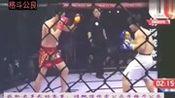 中国小伙耿泰君强势TKO日本18胜拳手,太给力了!