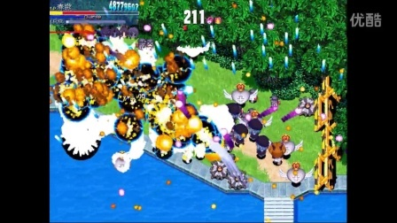 妹妹公主同人射击游戏一周目流程9 Sispri Gauntlet Stage 11, Level 251