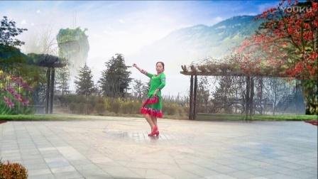 红领巾圆鑫梦广场舞《梦回草原》