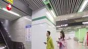 上海地铁扶梯左行右立被叫停 乘坐扶梯必须握住扶手