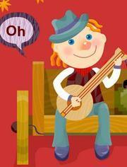 牛津快乐幼儿英语儿歌系列
