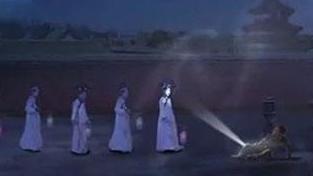 闪电之后故宫出现古代宫女,传说因坤宁宫怨气太深
