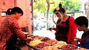 安徽滁州定远东大街传统老店:夫妻肺片,大姐说生意太好忙不过来