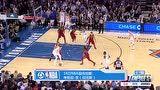 14日NBA最佳抢断 考特尼-李截胡让詹皇只能干转圈