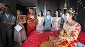 苏鑫姜新月结婚视频