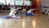 美女减压:减压瑜伽,美女瑜伽教程,瑜伽视频,美女瑜伽教程