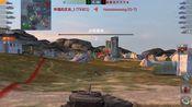 【重坦kv/坦克世界闪击战】183;这车想赢得靠运气(E5单发1500伤害)+演员(一个个送)