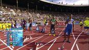 2017瑞典钻石赛100米: 格拉斯9秒69超好成绩(+4.8)
