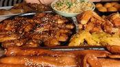 吃播:美食炸鸡腿、蛋炒饭、大肠、可乐鸡翅、螺蛳粉、鸡爪