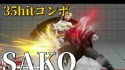 【神之手】Sako (影隆)  精选对局 街头霸王5CE