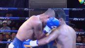 Panomroonglek vs Frans 拳击 击腹 ko
