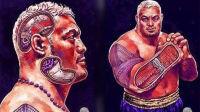UFC第一重拳 萨摩亚一拳超人马克·亨特KO集锦