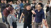 不一样的郑州公园尬舞
