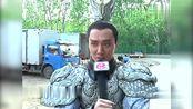 张纪中版《西游记》片场采访,听冯绍峰介绍二郎神的衣服!
