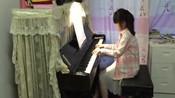 小星星变奏曲 小女孩演奏-焦点视频-小雷视频