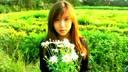 福永ちな China Fukunaga _grass field