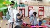 中餐厅:赵薇带调料、张亮带厨房用品、黄晓明变批发市场!