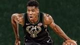 NBA同号码最强阵容!乔丹的23号战队排第二,字母哥位列第一