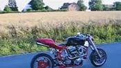 极限运动极限其他145 S&S 2,4 L Monster Moor Harley Davidson Race Bike by Johnnys-Garage