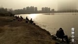 豫地小哥:在泌水河有一群钓鱼大军,一天到晚游泳的鱼可遭殃了