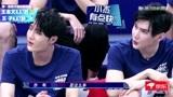 刘俊孝与周政杰50米短跑比赛,上季冠军王志文直夸小杰