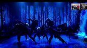 【BTS】TheLateLateshow柯登秀《Black Swan》初舞台直播录屏