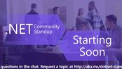 Visual Studio:.NET Community Standup - Nov. 21st 2019- Visual Studio!