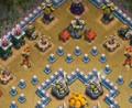 部落冲突 单挑哥布林第二大城堡!兵临城下