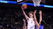 中国男篮开门红,00后新星单节狂砍18分!实力远超周琦大魔王?