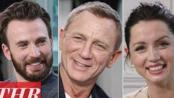 Chris Evans, Daniel Craig, Ana de Armas & More Play Fishing for Answers