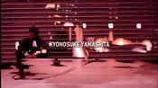 【滑板skateboard】日本帅气男孩JOJI,红色迷幻夜滑