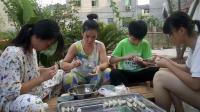 妈妈是超人包饺子视频最简单方法