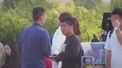陈伟霆在户外拍摄什么呢下一站传奇创始人