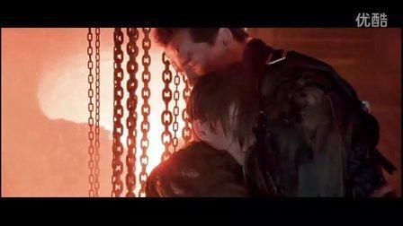 [超清]阿诺德·施瓦辛格《终结者:未来战士2》最感人的结尾