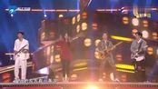 中国好声音:好声音导师合体致敬经典,演唱《龙的传人》嗨爆现场