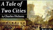 《双城记》A Tale of Two Cities 滚动字幕中英对照 (双语读物) 【有声书】查尔斯·狄更斯