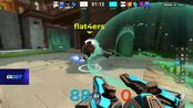 Aimgod Clawz playing Diabotical Cypher his opponent Diabotical Pro gameplay