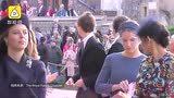 刘强东夫妇出席英国王室婚礼,双指紧扣,章泽天还现场拍照留念