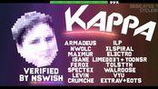 【几何冲刺/转载】Kappa verified(Extreme Demon) by Armadeus and more!